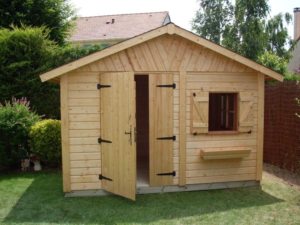 comment faire un abri de jardin latest abri de jardin. Black Bedroom Furniture Sets. Home Design Ideas