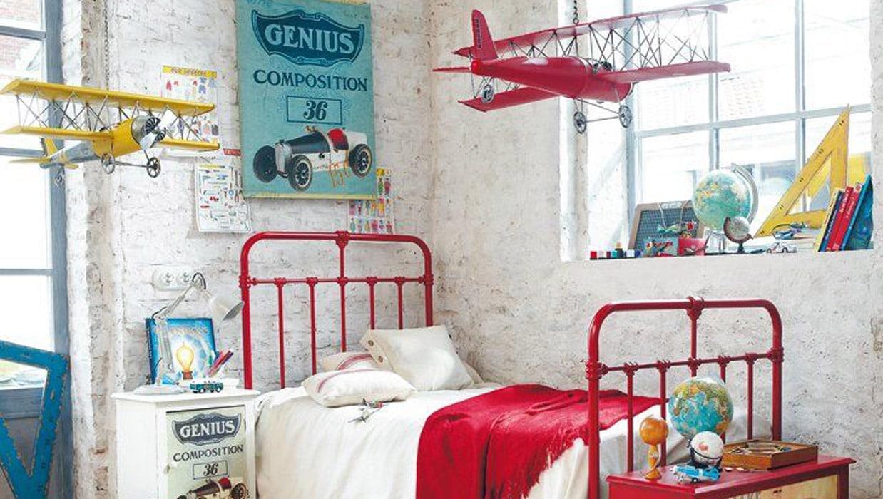 Les idées déco pour la chambre de votre petit garçon - Blog ...