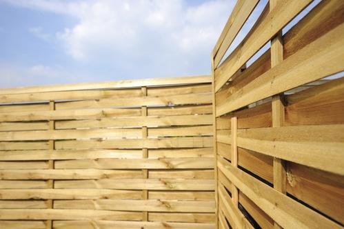 d corer son int rieur avec un claustra en bois blog decoration maison. Black Bedroom Furniture Sets. Home Design Ideas