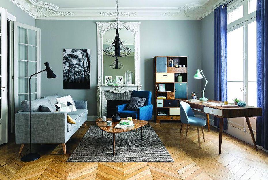 Les couleurs tendances adopter pour votre maison blog decoration maison - Couleur couloir tendance ...