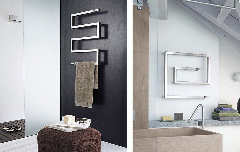 Accessoires salle de bains ceux que vous devrez - Porte serviette salle de bain ...