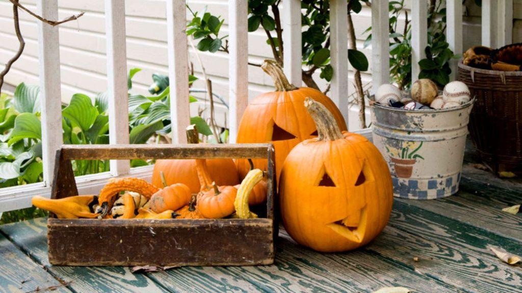 Décoration maison pour Halloween - Mon Blog De Deco