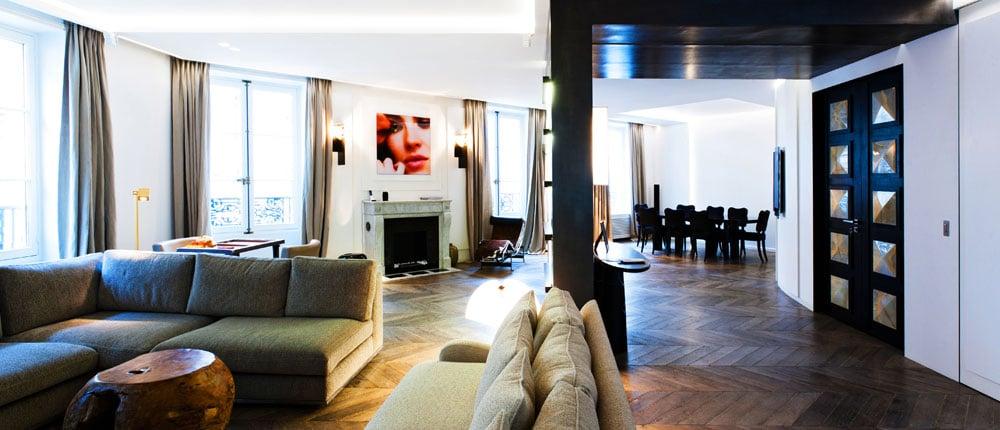 10 conseils pour d corer un appartement haussmannien avec for Decoration haussmannienne