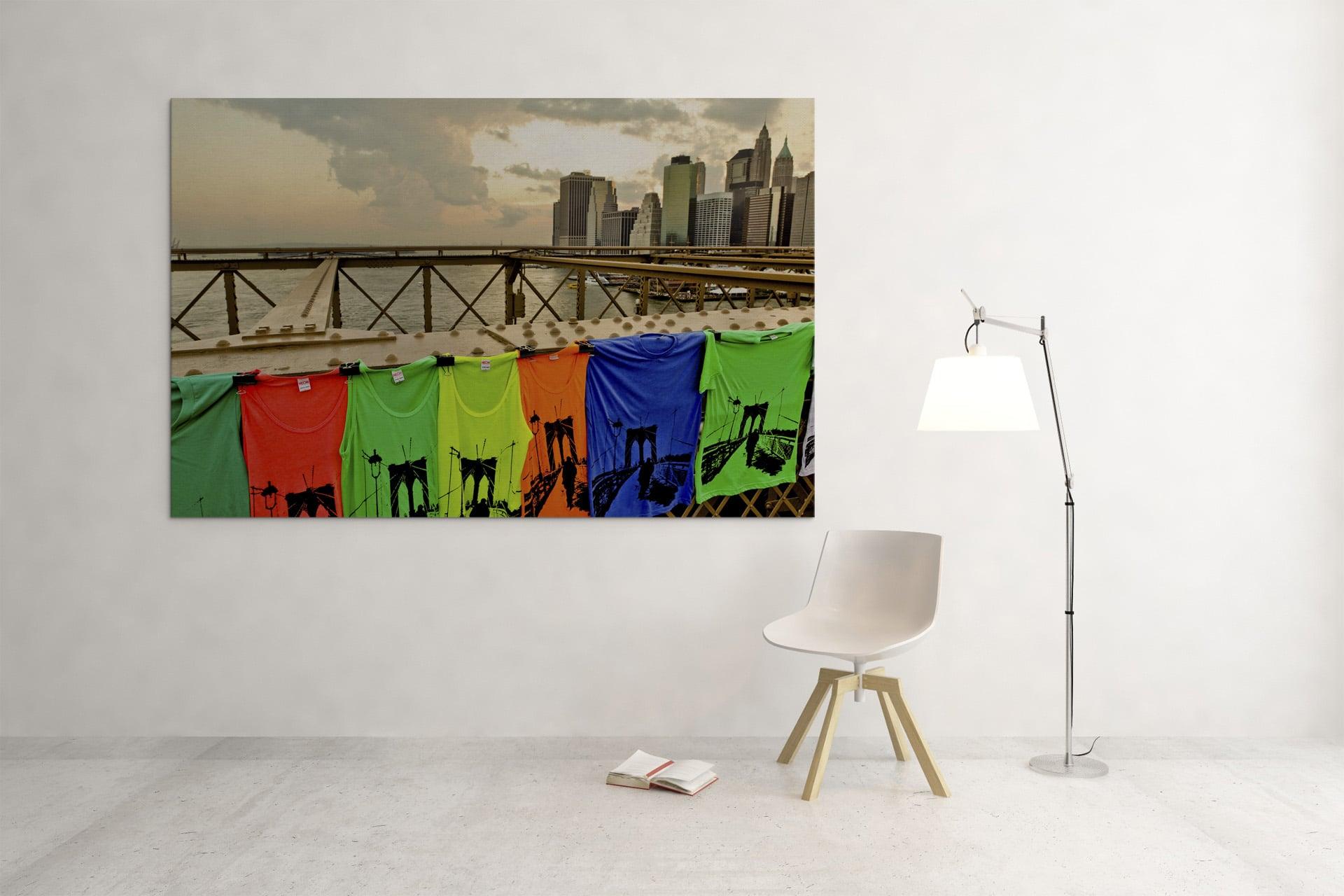 une d coration murale design et unique avec un tableau plexiglass personnalis mon blog de deco. Black Bedroom Furniture Sets. Home Design Ideas
