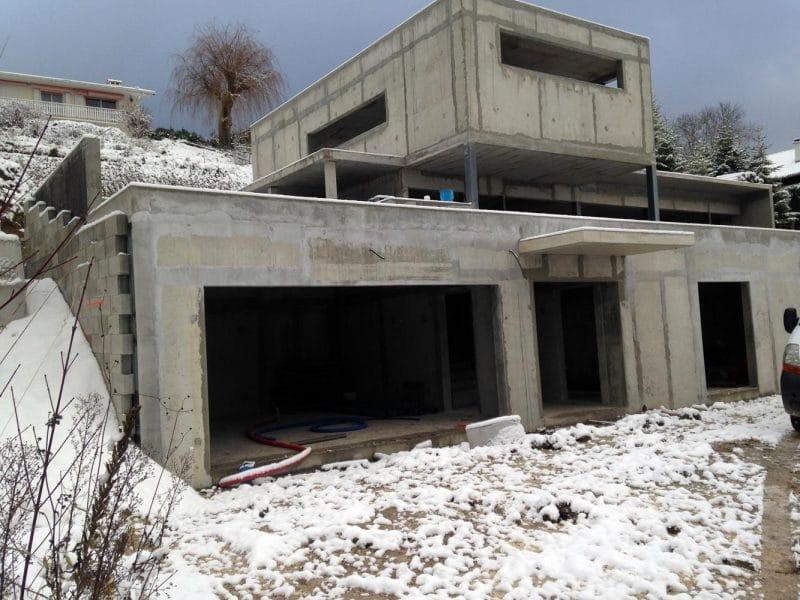 Avantages et inconv nients du b ton banch blog decoration maison - Cout de la construction d une maison ...