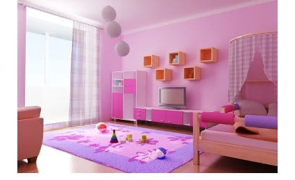 quel rev tement de sol pour la chambre de vos enfants blog decoration maison. Black Bedroom Furniture Sets. Home Design Ideas