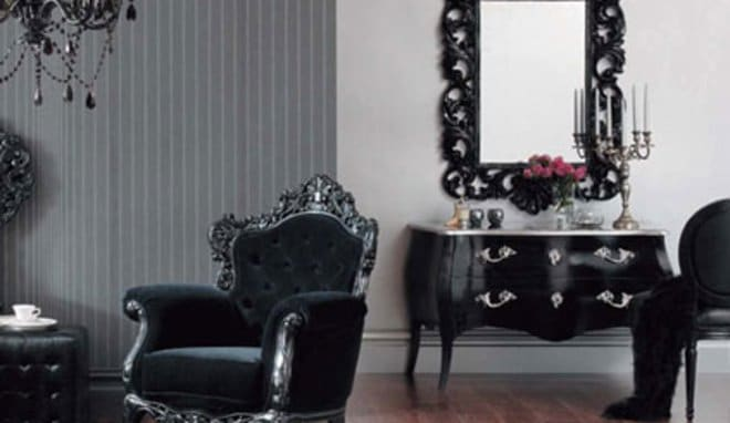 zoom sur la d coration baroque blog decoration maison. Black Bedroom Furniture Sets. Home Design Ideas
