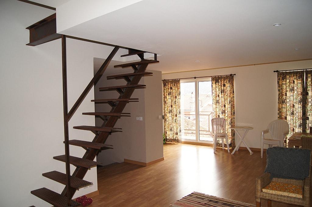 Choisir L Emplacement De Son Escalier Int Rieur Pour Les Petits Appartements Blog Decoration