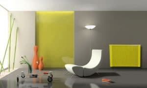 radiateur couleur