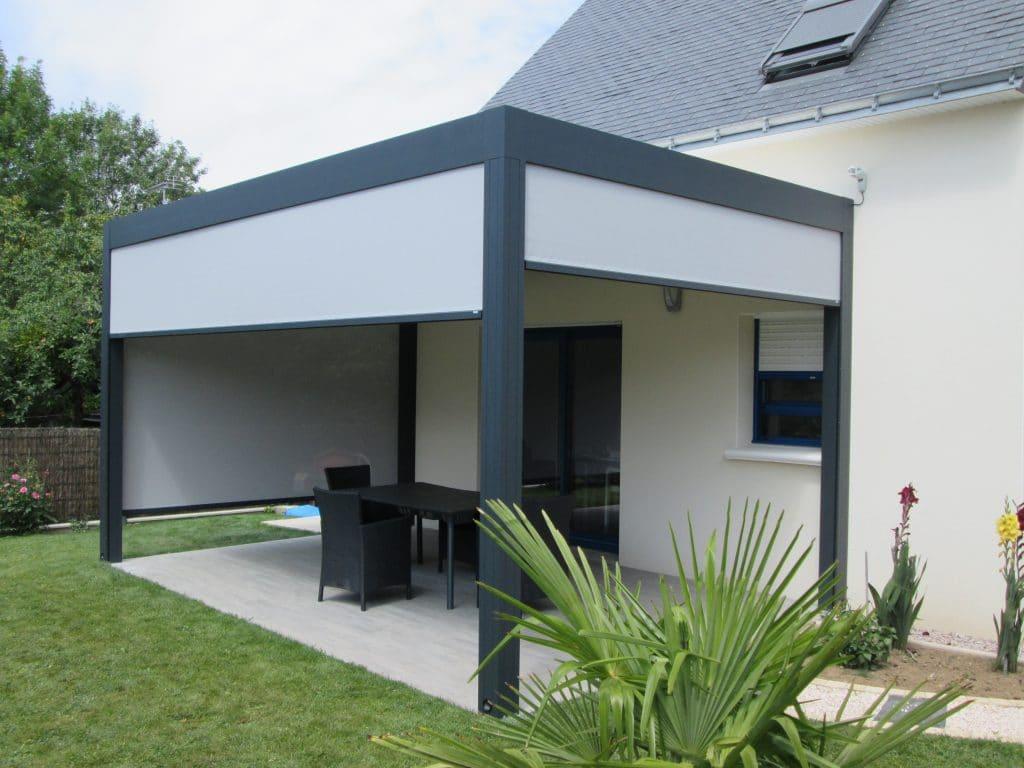 choisir une bonne pergolas pour sa maison. Black Bedroom Furniture Sets. Home Design Ideas