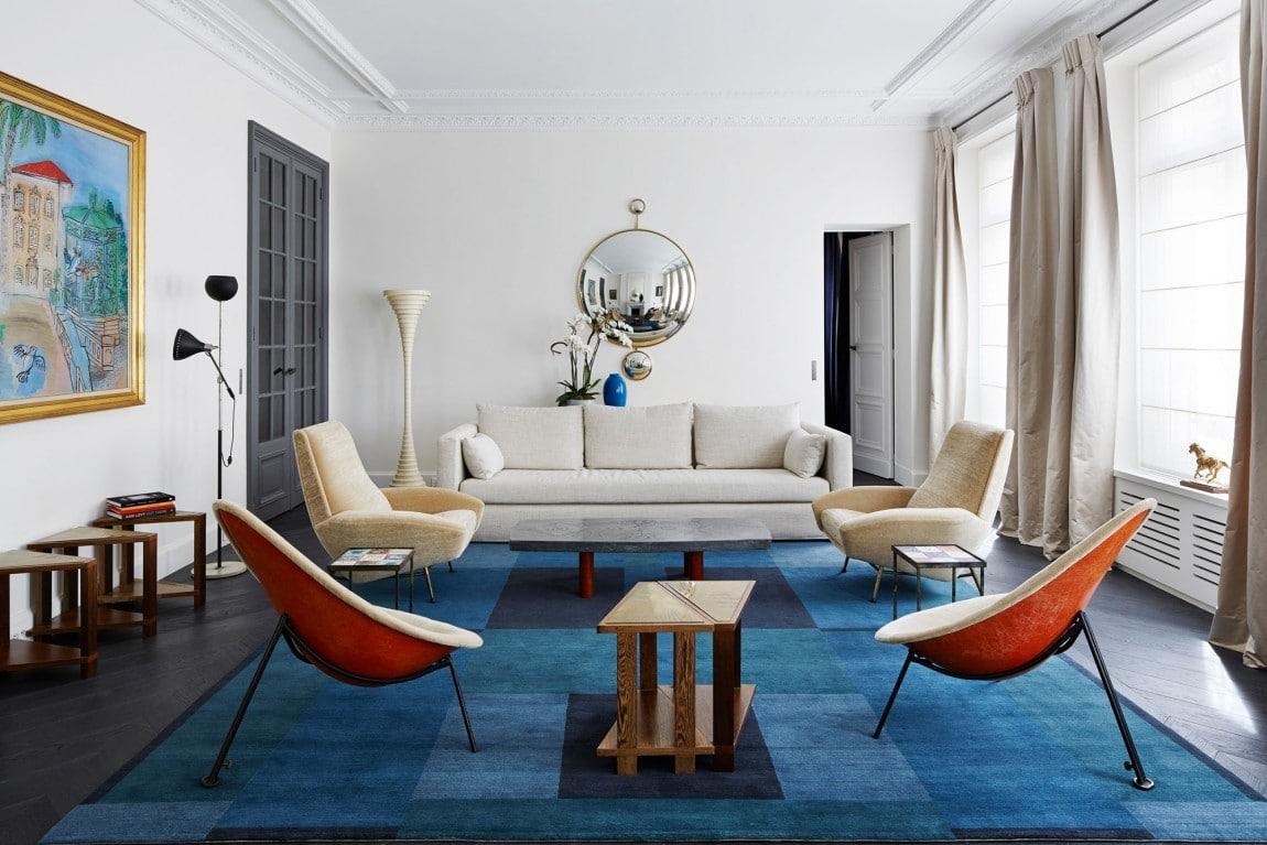 10 conseils pour décorer un appartement haussmannien avec  style