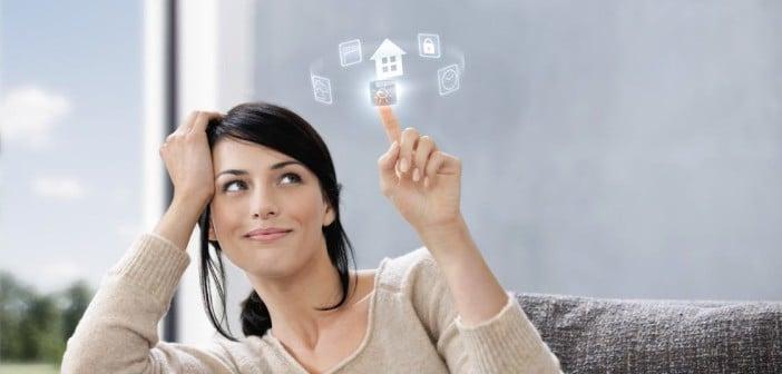 La maison connect e avec la tahoma box somfy blog decoration maison - La maison de la domotique ...