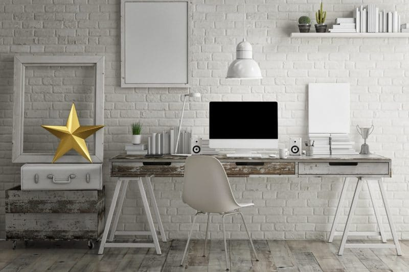 Conseils pour bien am nager son bureau la maison blog for Photos decoration bureau maison