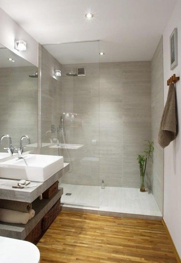 Rénover sa salle de bain avec une douche à l\'italienne ...