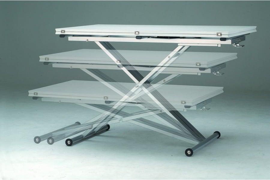 5 bonnes raisons d\'avoir une table basse relevable extensible ...