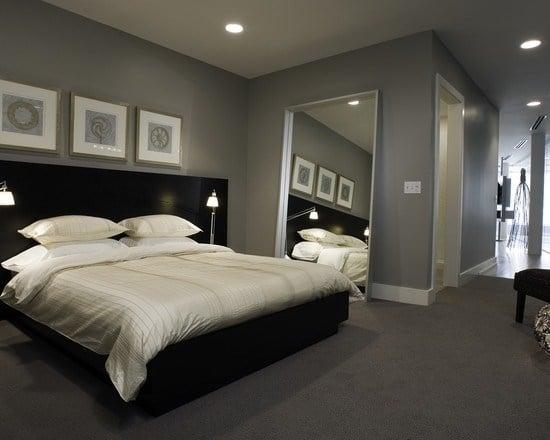Idee Deco Chambre Moderne On Decoration D Interieur Coucher Look dedans Idée Décoration Chambre A Coucher Pour Kilim Moderne