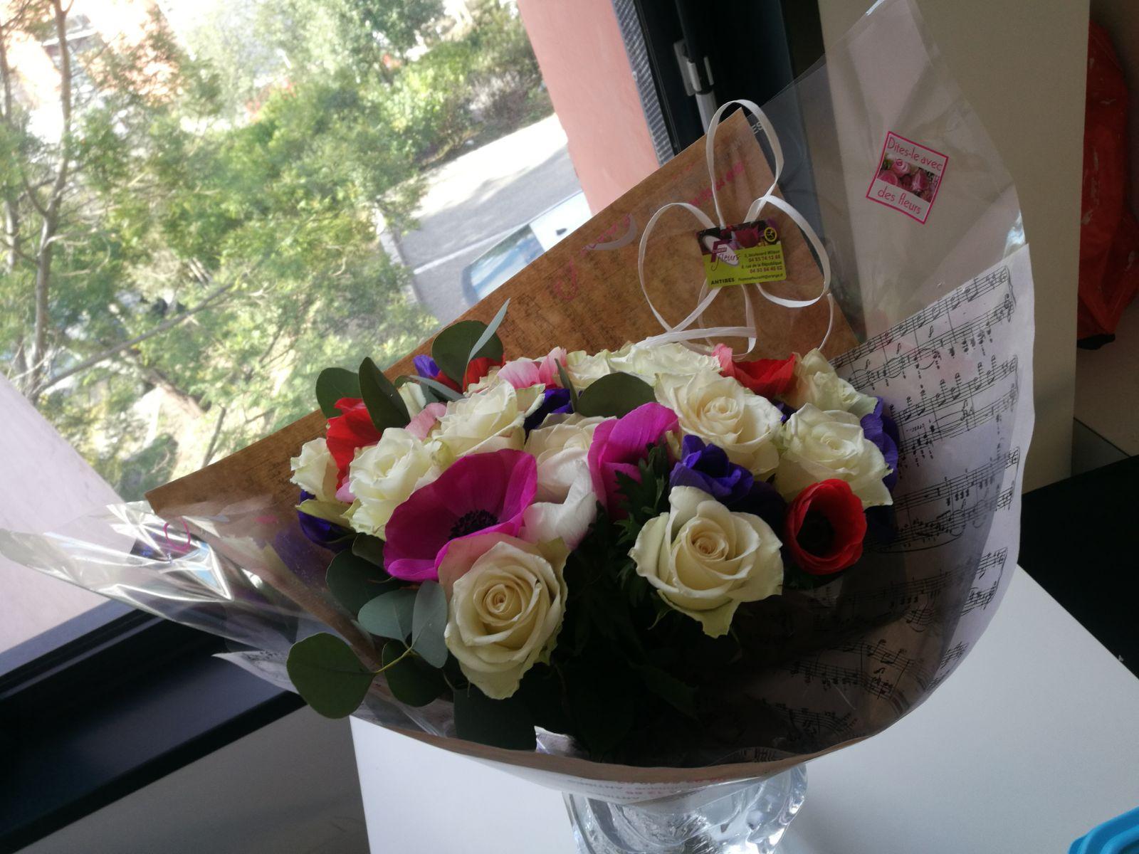Quelles fleurs lui offrir pour la saint valentin for Decoration maison st valentin