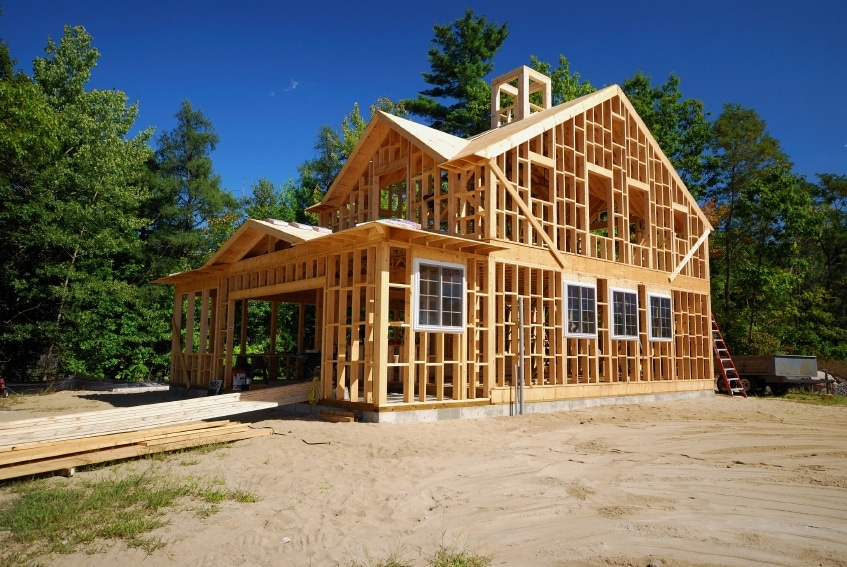 constructeur de maison à ossature bois