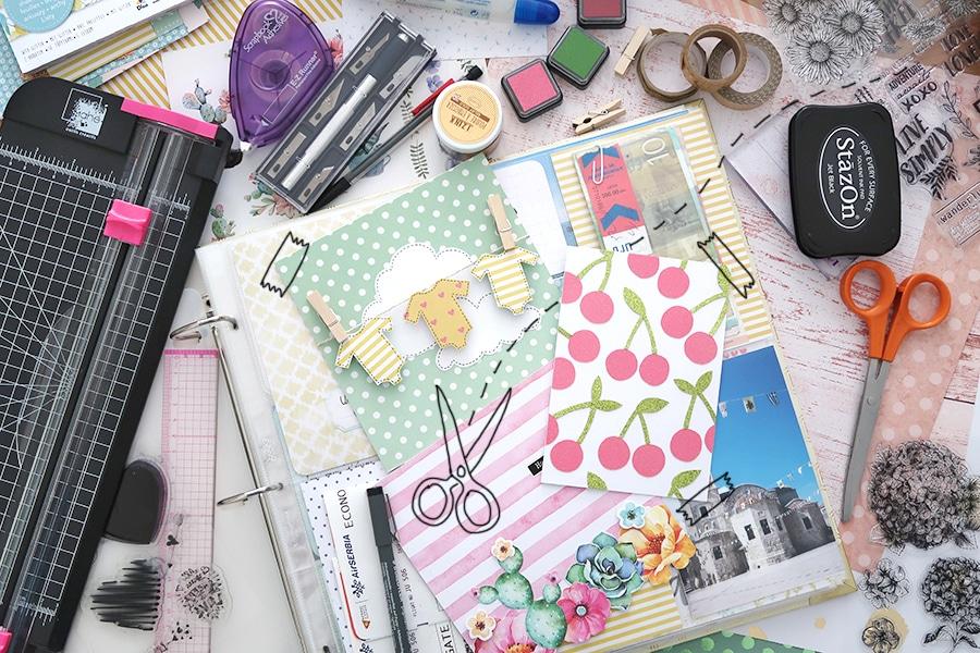 Comment bien choisir son papier Scrapbooking ? - Blog Decoration Maison