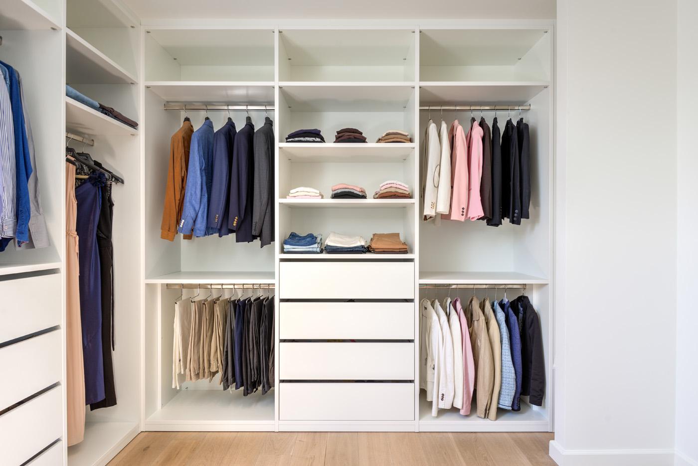Des astuces pour aménager un dressing pas cher chez soi ...