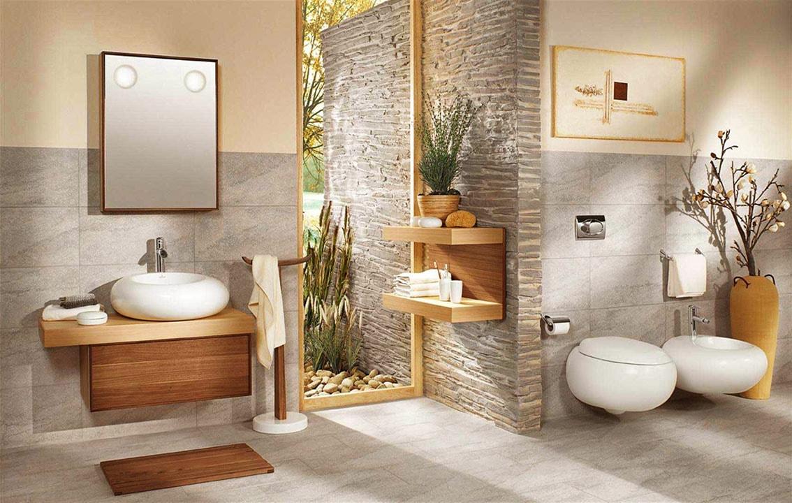 Comment am nager une salle de bain zen blog decoration - Decoration salle de bain zen bambou ...