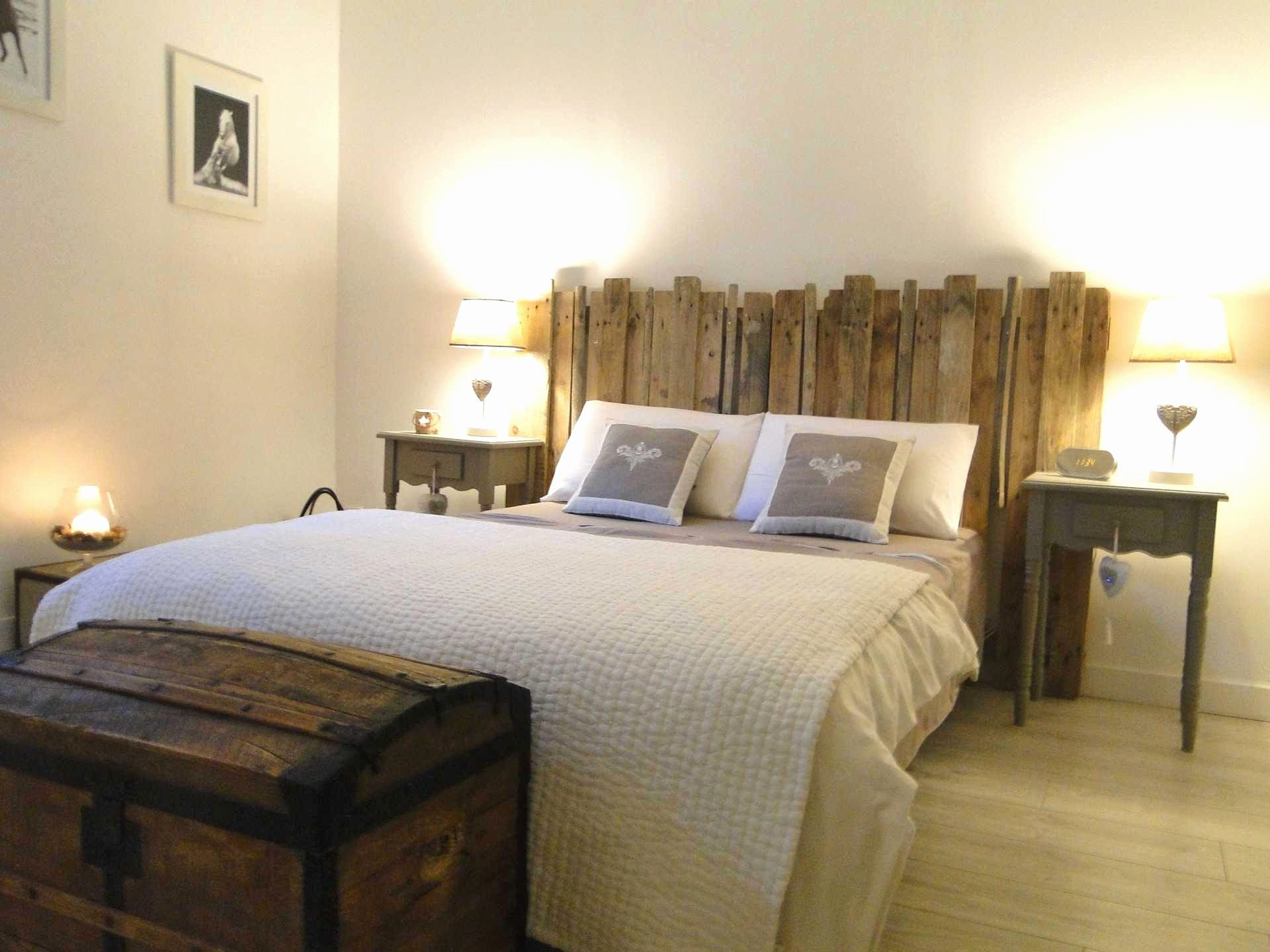 Tete De Lit En Palette Prix une tête de lit en palette, une bonne idée ? - blog