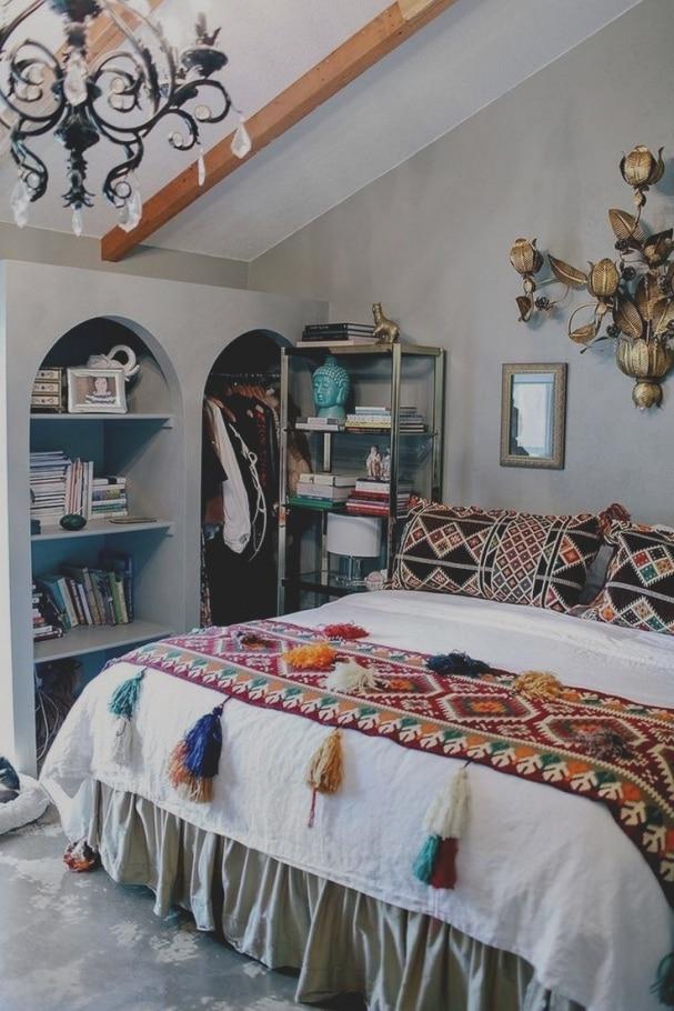 chambre hippie