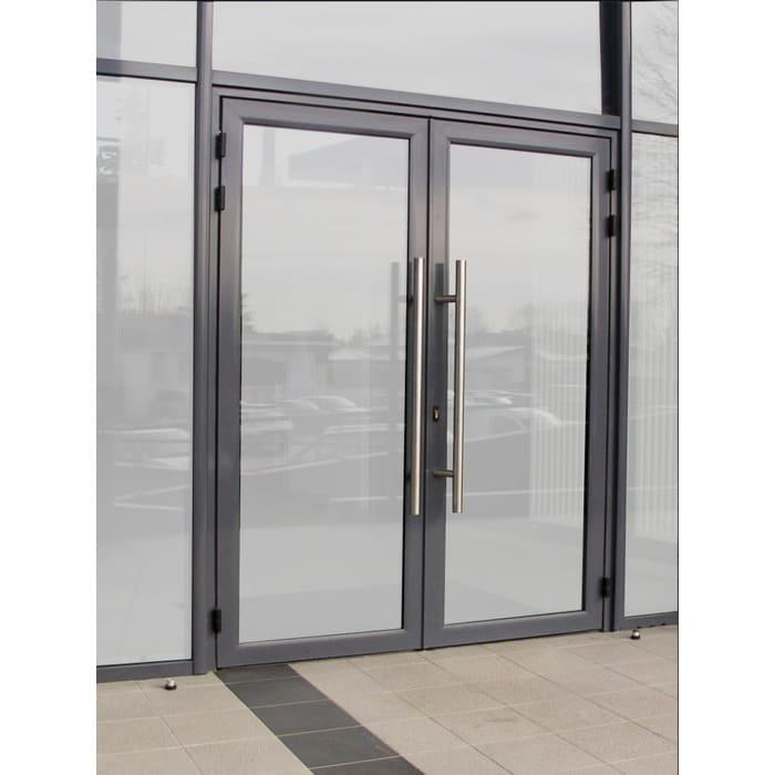 porte aluminium maison