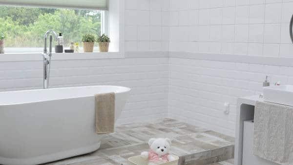 meuble salle de bain gain de place