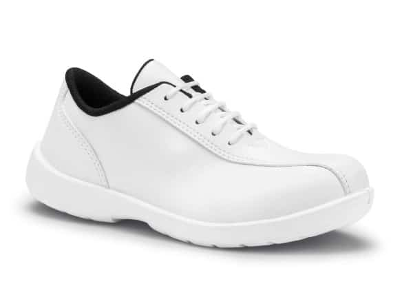 chaussure securite blanche