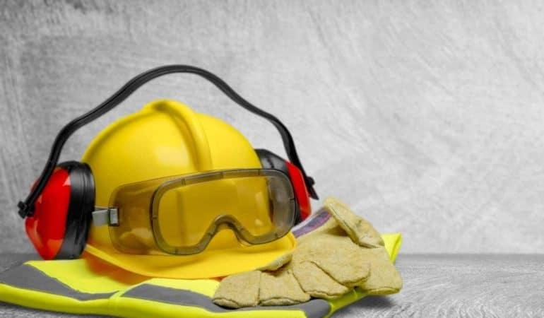 Les équipements de sécurité pour les travaux